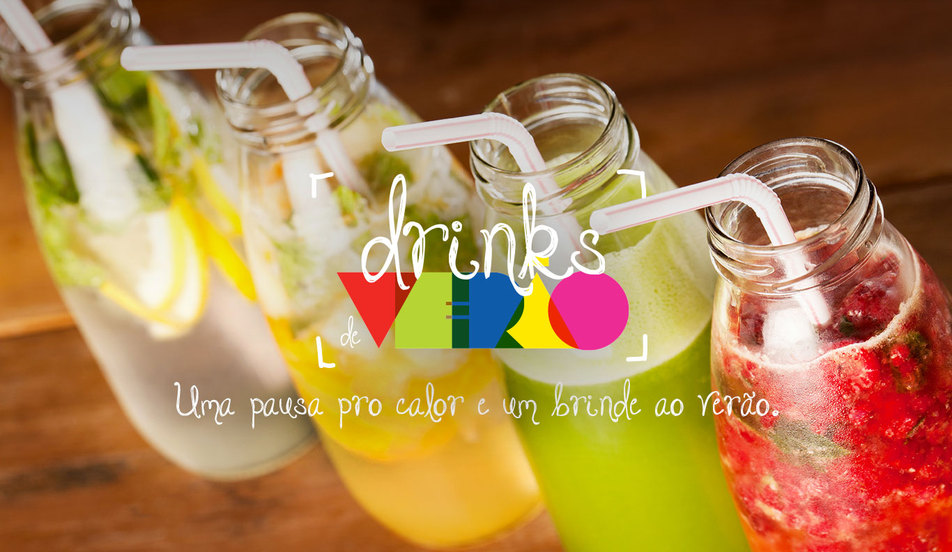 drinks-verao